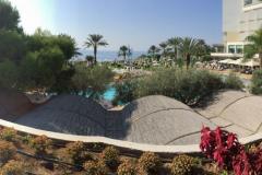 Athena Royal Beach Cyprus Hotel View