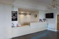 Kensignton-Reception