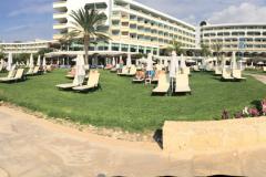 Cyprus Hotel Gardens