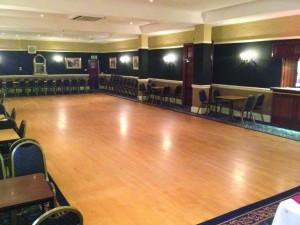 Kensington Hotel, Llandudno ballroom