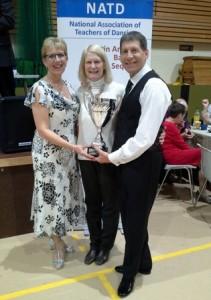 Ron Lane Trophy small