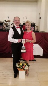 Stuart and Bev Crystal Samba